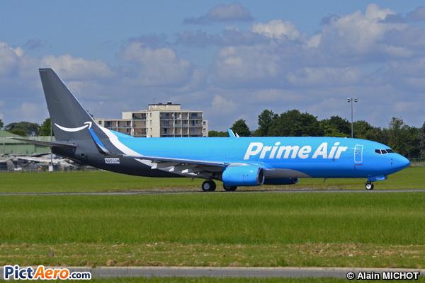 Boeing 737-83N(BCF)(WL) (Prime Air)