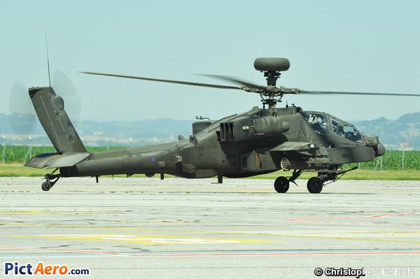Westland WAH-64D Longbow Apache AH1 (United Kingdom - Army Air Corps)