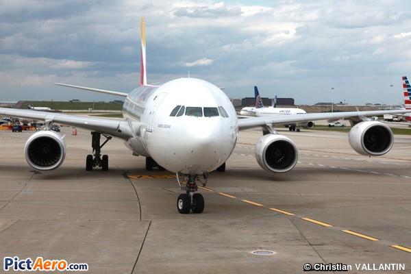 Airbus A340-642 (Iberia)