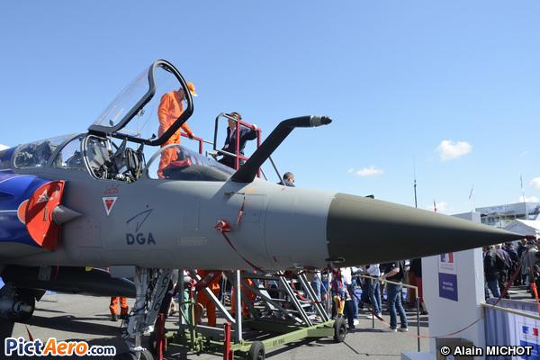 Dassault Mirage 2000D (Délégation Générale pour l'Armement / EPNER)