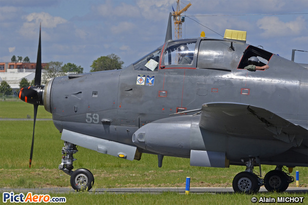 Breguet Br-1050 Alize (Alize Marine)