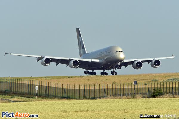 Airbus A380-861 (Etihad Airways)