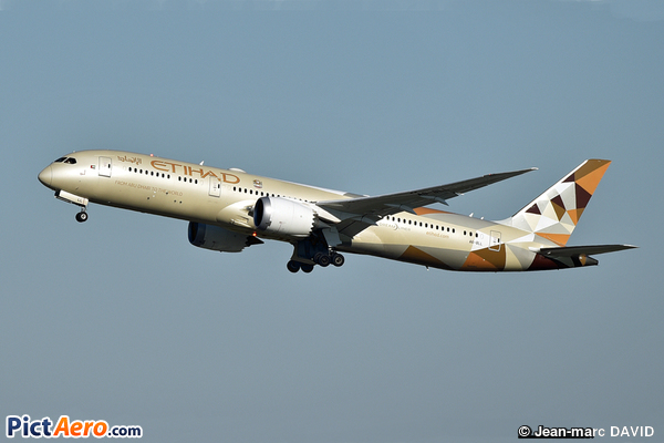 Boeing 787-9 (Etihad Airways)