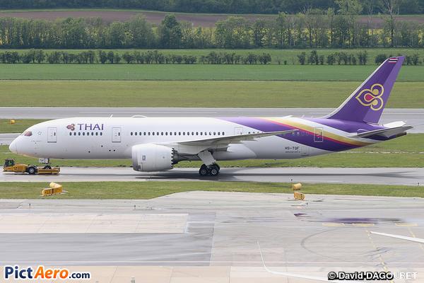 Boeing 787-8 Dreamliner (Thai Airways International)