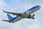 Boeing 737-8K5/WL (OO-JAQ)