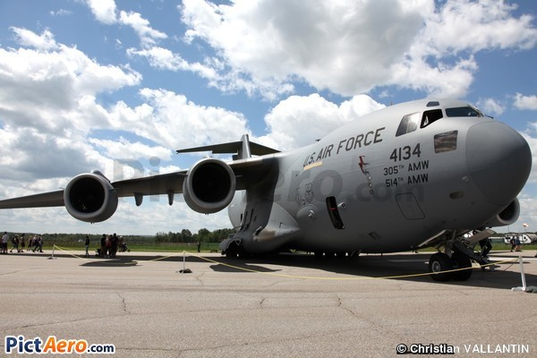 Boeing C-17A Globemaster III (United States - US Air Force (USAF))