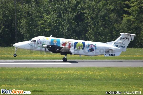Beech 1900D (Chrono Aviation Inc.)