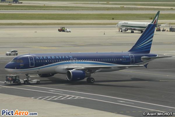 Airbus A320-214 (Azerbaijan Airlines)