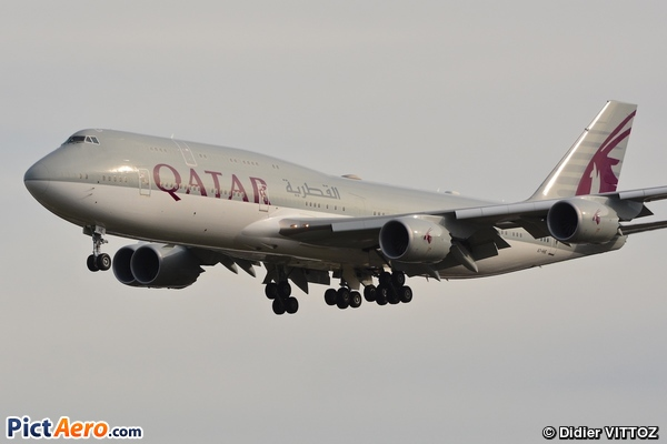 Boeing 747-8KB(BBJ) (Qatar - Amiri Flight)