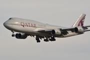 Boeing 747-8KB(BBJ) - A7-HHE