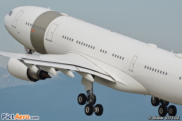 Airbus A330-203 (Qatar - Amiri Flight)
