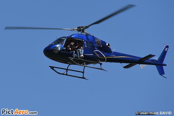 Aérospatiale AS-355N Ecureuil 2 (Hélicoptères de France (HDF))