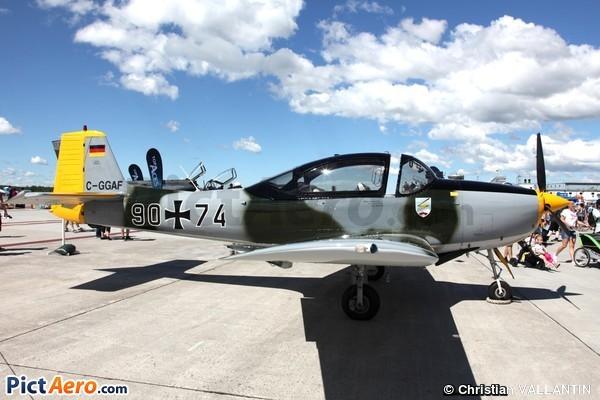Focke Wulf FWP-149D (Privé / Private)