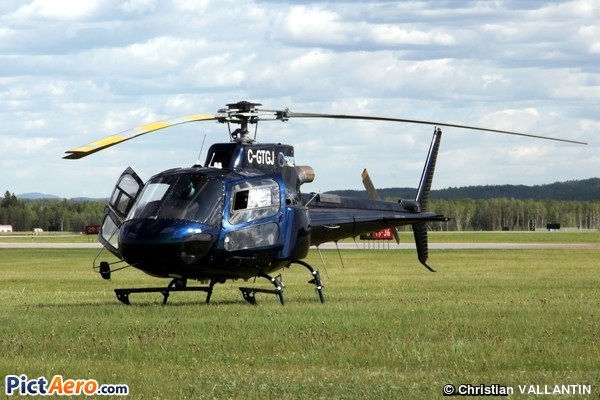 Aérospatiale AS-350 B3 Ecureuil (Aviation Peak Inc.)