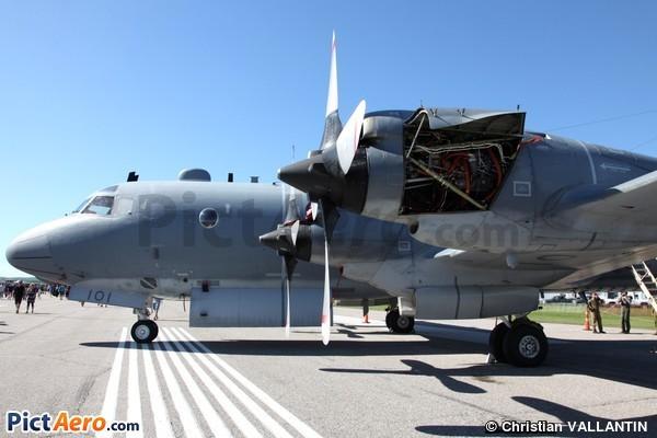 Lockheed cp-140 aurora (Canada - Air Force)
