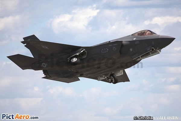 F-35A (United States - US Air Force (USAF))