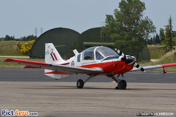 Scottish Aviation Bulldog T-1 (Beagle) (MARTIN Christian)