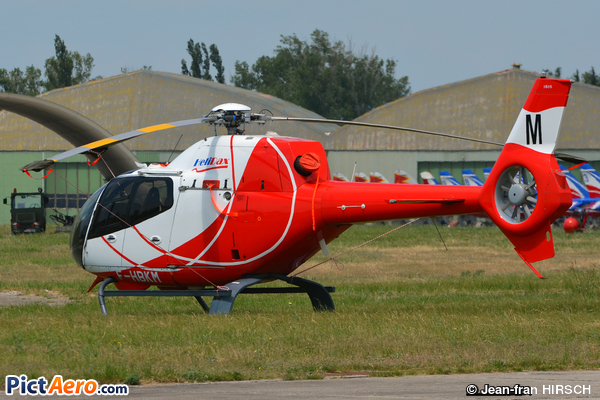 Eurocopter EC-120B Colibri (JAA) (Cathy Lease SAS)