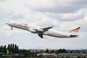 Airbus A340-313X (EC-MFB)