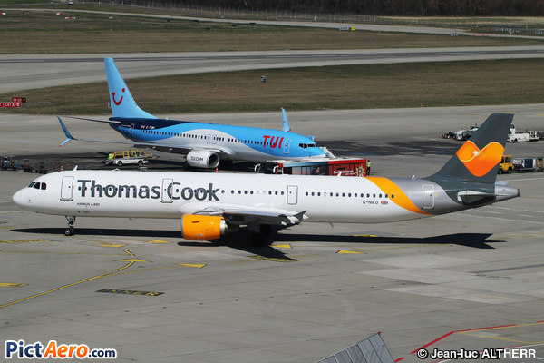 Airbus A321-211 (Thomas Cook Airlines)