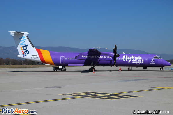 De Havilland Canada DHC-8-402Q/MR Dash 8 (Flybe)