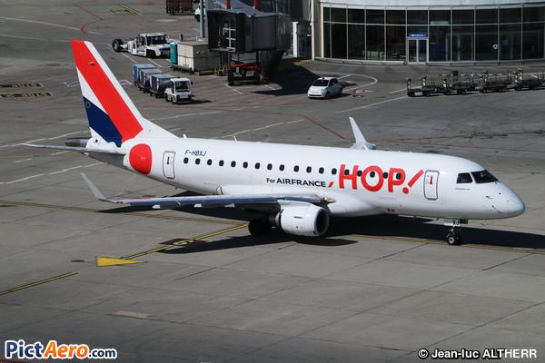 Embraer ERJ-170-100STD (HOP!)