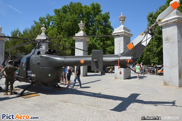 MBB Bö-105ATH (Spain - Army)