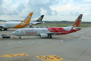Boeing 737-8HJ/WL (VT-AXP)