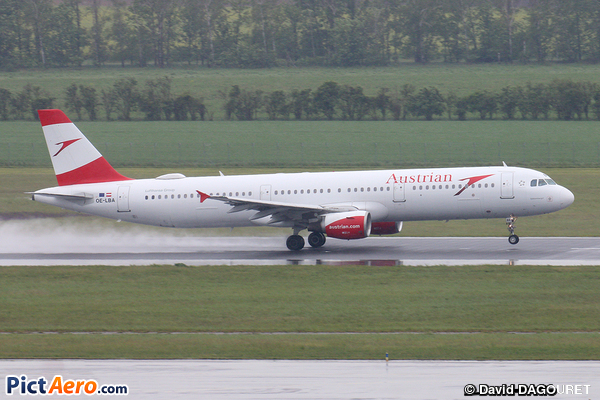 Airbus A321-111 (Austrian Airlines)