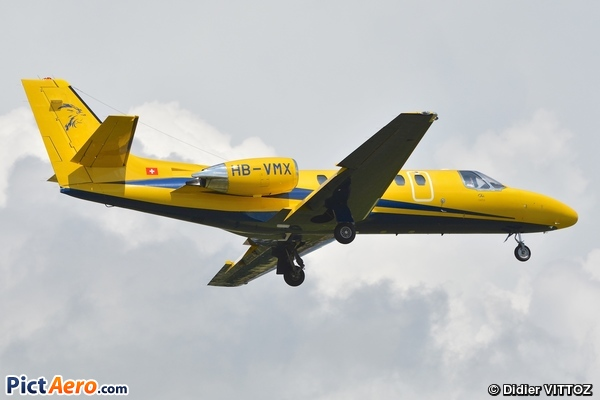 Cessna 550B Citation Bravo (Lions Air Skymedia AG)