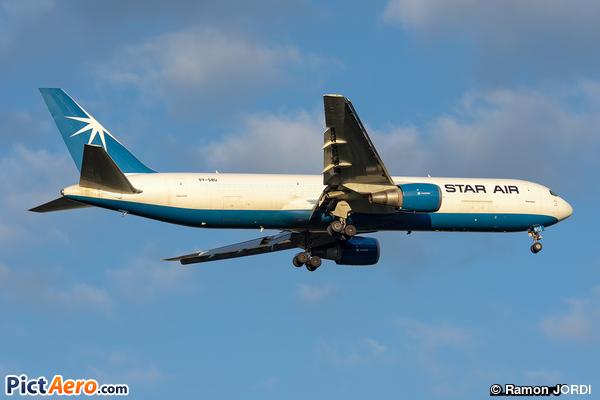 Boeing 767-36N/ERBDSF (Star Air)