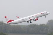 Embraer ERJ-195LR (ERJ-190-200LR) (OE-LWQ)