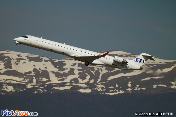 Bombardier CRJ-900 (Air Nostrum)