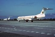 Fokker F28-0100 (TU-VAA)