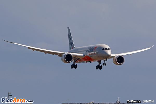 Boeing 787-8 Dreamliner (Jetstar Airways)