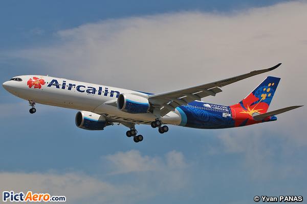 Airbus A330-941neo (Aircalin)