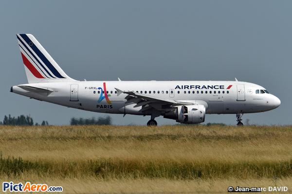 Airbus A319-112 (Air France)