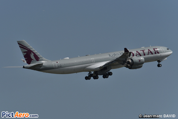 Airbus A340-541 (Qatar - Amiri Flight)