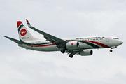 Boeing 737-8E9/WL (S2-AHV)