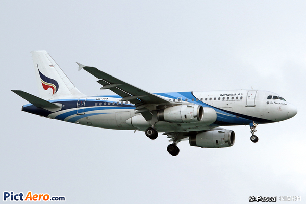 Airbus A319-132 (Bangkok Airways)
