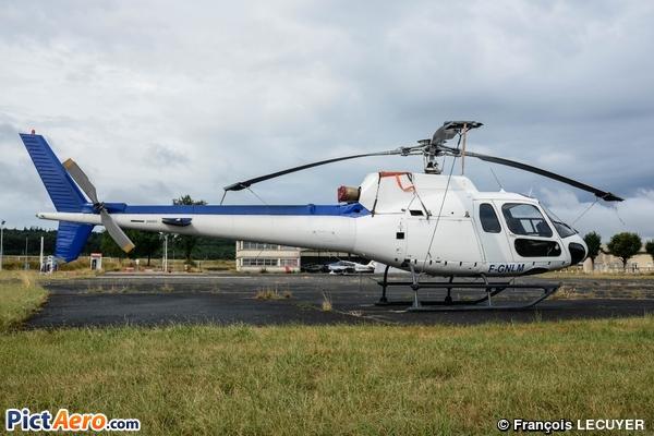 Aérospatiale AS-350 B1 Ecureuil (HDC Compagnie)