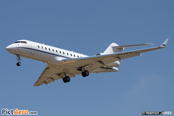 Bombardier BD-700-1A10 Global 6000 (Privé)