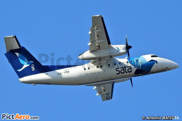 De Havilland Canada DHC-8-202Q Dash 8 (SATA Air Açores)