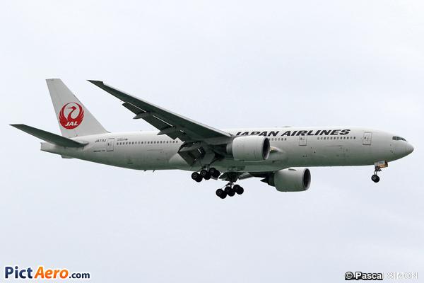 Boeing 777-246/ER (Japan Airlines (JAL))