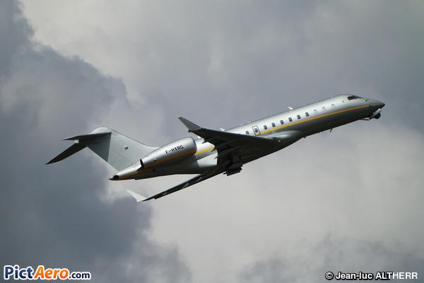 Bombardier BD-700 1A10 Global Express XRS (Ixair)