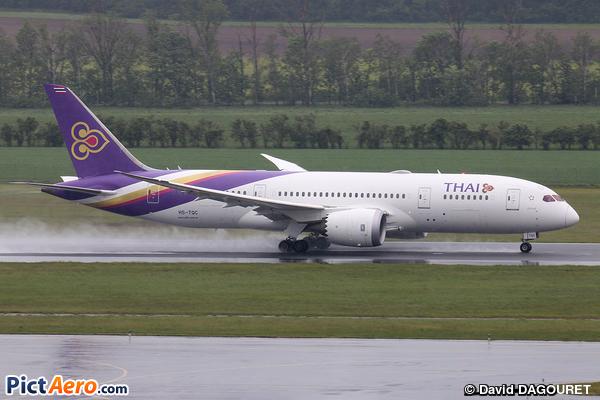 Boeing 787-8 (Thai Airways International)