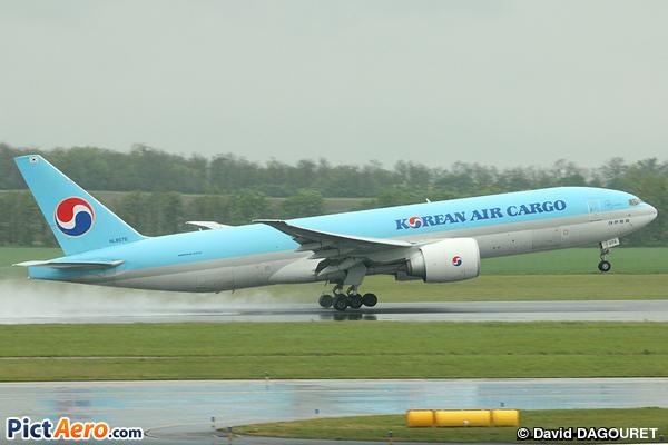 Boeing 777-FB5 (Korean Air Cargo)