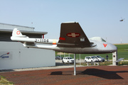De Havilland Vampire FB.6 (DH-100) (J-1156)