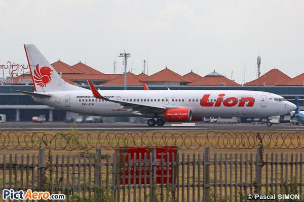 Boeing 737-9GP/ER (Lion Air)