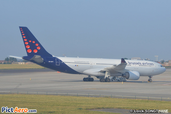 Airbus A330-223 (Brussels Airlines)